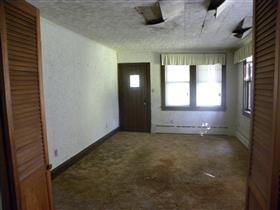 Before Living Room: